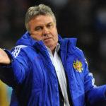 Футбольную сборную России отказался возглавлять Хиддинк
