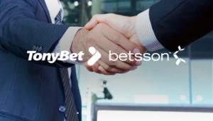 Литовский оператор TonyBet перешел в собственность Betsson AB