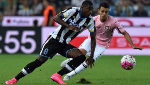 Прогноз и ставки на Палермо – Удинезе: футбол, Серия А, 27 октября 2016