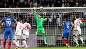 Прогноз и ставки на Франция – Болгария: футбол, ЧМ-2018, 7 октября 2016