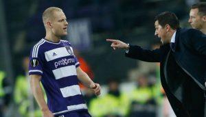 Четверо футболистов в Бельгии могут быть дисквалифицированы за ставки