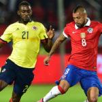 Прогноз на Колумбия – Чили (10.11.2016, ЧМ-2018)