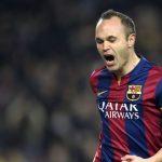 Барселона хочет продлить Иньесту