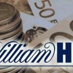 Игрок William Hill выиграл 250 тысяч фунтов